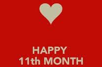 11 month